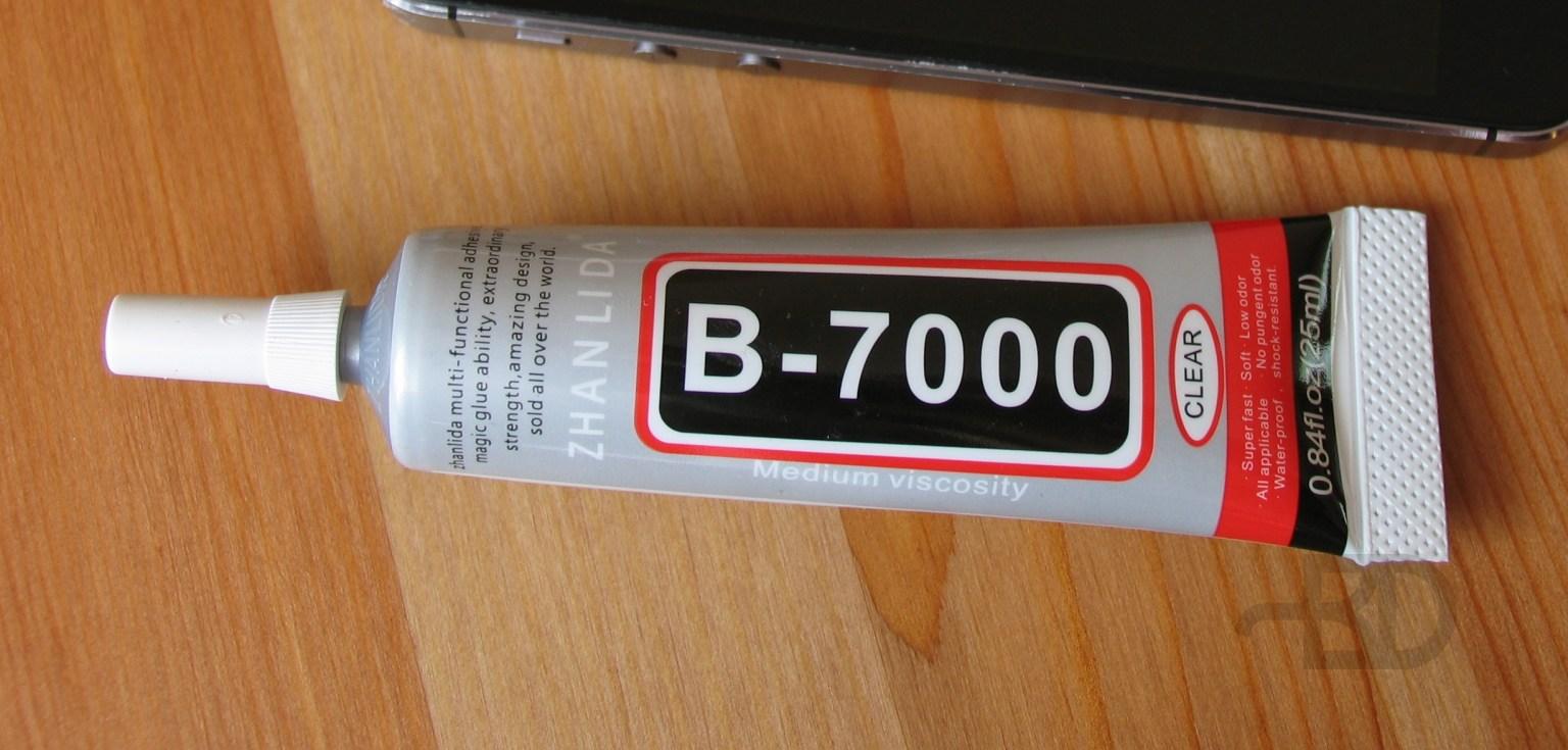 Клей B-7000 с AliExpress